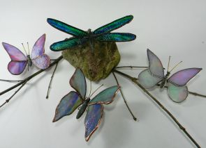 Assorted flying critters